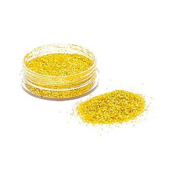 EULENSPIEGEL Schmink-Glitter, candy yellow