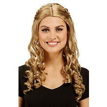 Perücke 'Mittelalter', blond