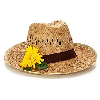 Chapeau de paille 'fedora'