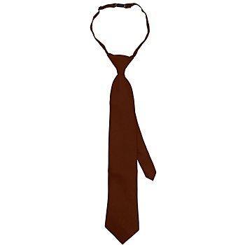 Krawatte, braun