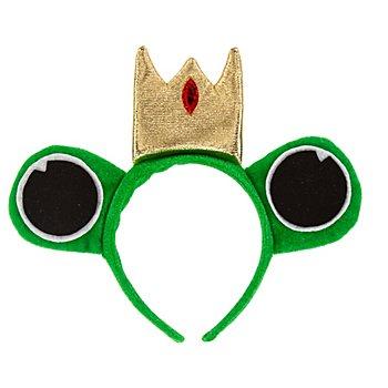 Haarreif 'Froschkönig'