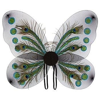 Flügel 'Pfau'