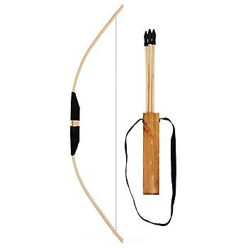 Set 'arc et ses flèches'