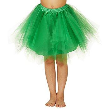 Tutu für Kinder, grün