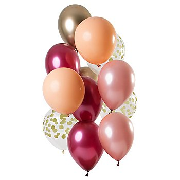 Ballon-Set 'Rich Ruby'