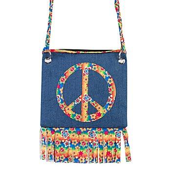 Sac hippie 'jeans'