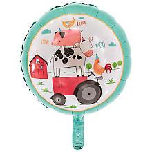 Folienballon 'Bauernhof', Ø 43 cm