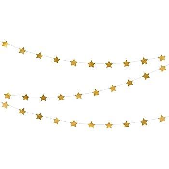 Guirlande 'étoiles', 3,6 m