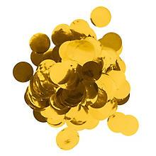 XL-Konfetti, gold
