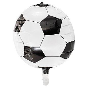 Ballon hélium 'football', 4D, Ø 38 cm