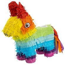 Piñata 'âne', 35 x 39 cm