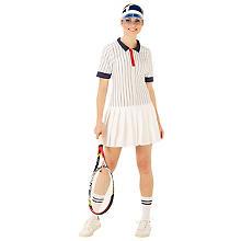 Kostüm 'Tennisspielerin'