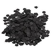 Confettis, noir, 100 g