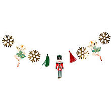 Girlande 'Weihnachtszeit', 2 m