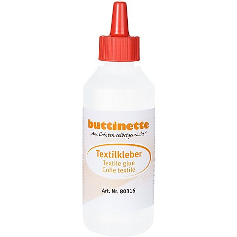 Image of buttinette Textilkleber, 250 ml