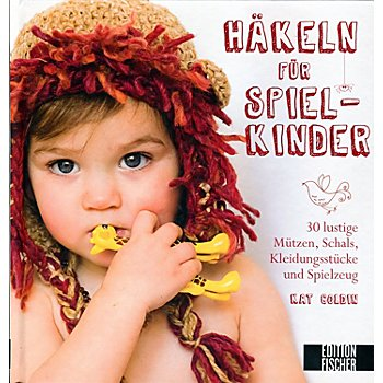 Buch 'Häkeln für Spielkinder'