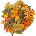 Ahorn- und Eichenblätter, 6–8 cm, 72 Stück