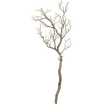 Deko-Ast, braun, 94 cm