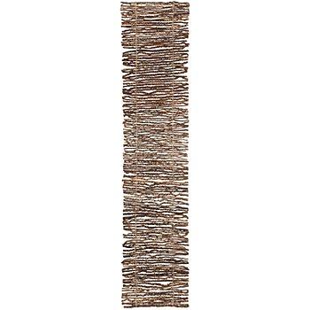 Holz-Matte, braun, 90 x 20 cm
