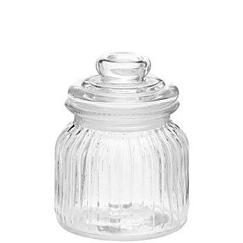 Deko-Vorratsglas, 15 cm