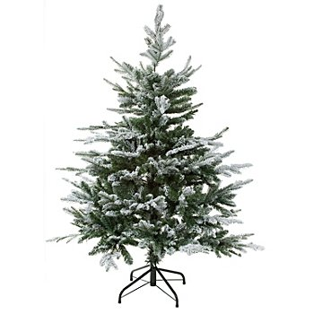 Beschneiter Tannenbaum, 120 cm