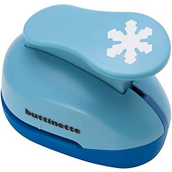 buttinette Maxi perforatrice 'flocon de neige', 3,8 cm