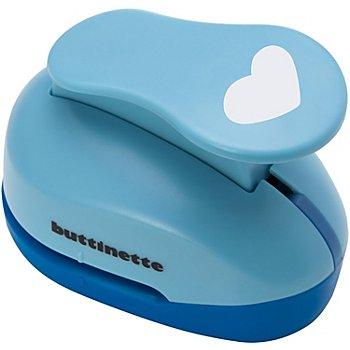 buttinette Maxi perforatrice 'cœur', 3,7 cm