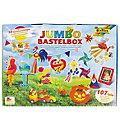 Folia Jumbo-Bastelbox, 107 Teile