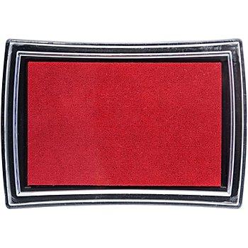 Stempelkissen, rot, 52 x 76 mm