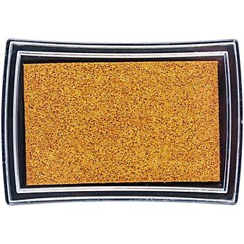 Tampon encreur, or, 52 x 76 mm