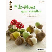 Buch 'Filz-Minis ganz natürlich'