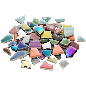 Flip Ceramic-Mosaik mini, bunt-mix, 1 - 2 cm, 200 g
