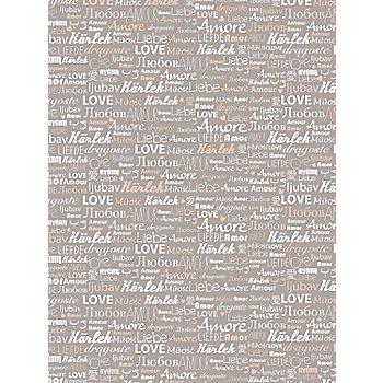 Décopatch-Papier 'Schriftzüge', 39 x 30 cm, 3 Blatt