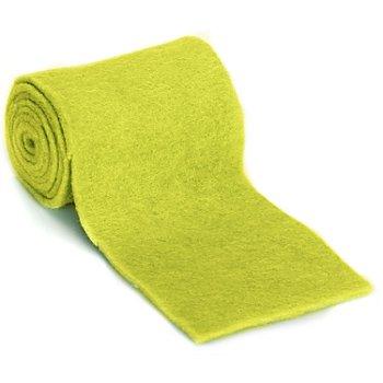 Filzband, hellgrün, 13 cm, 1,5 m