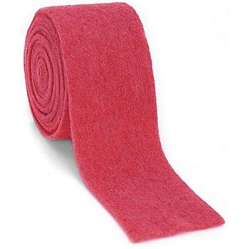 Filzband, pink, 7,5 cm, 3 m