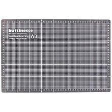 buttinette Schneidematte, 45 x 30 cm, grau