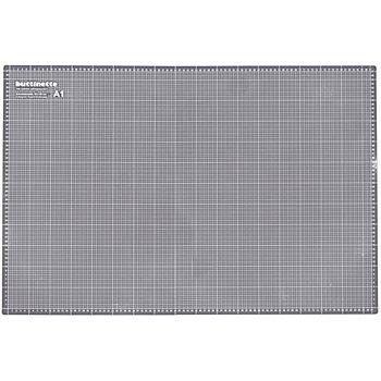 buttinette Schneidematte, 90 x 60 cm, grau