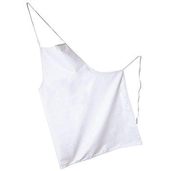 Küchenschürze, weiß, 70 x 85 cm