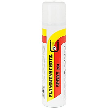 Spray protection anti-flamme