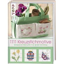Buch '1111 Kreuzstichmotive'