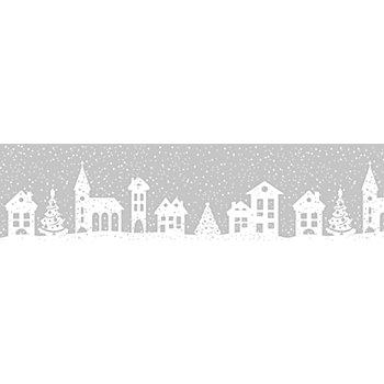 Heyda Fenster-Tape 'Häuser', 75 mm, 2 m