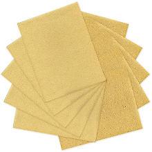 Schleifpapier, 10 Stück