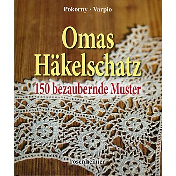 Buch 'Omas Häkelschatz'
