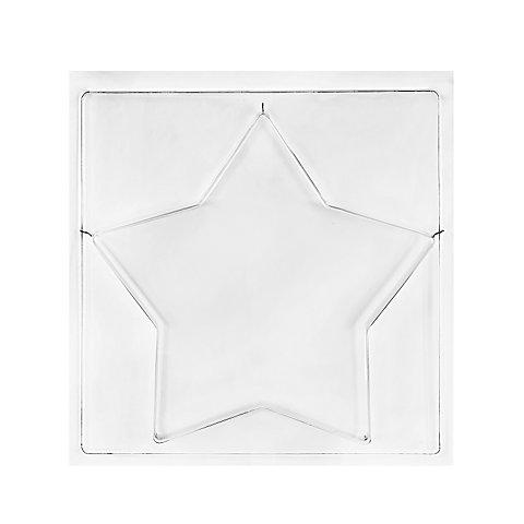 "Image of Rayher Giessform ""Stern"", 21,5 cm Ø"