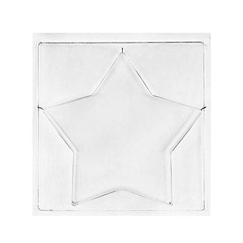 Rayher Gießform 'Stern', 21,5 cm Ø