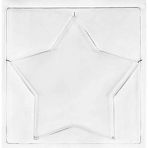 "Image of Rayher Giessform ""Stern"", 28,5 cm Ø"