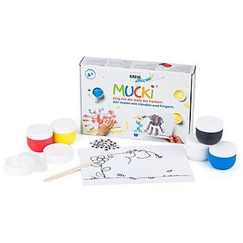 Mucki Peintures aux doigts