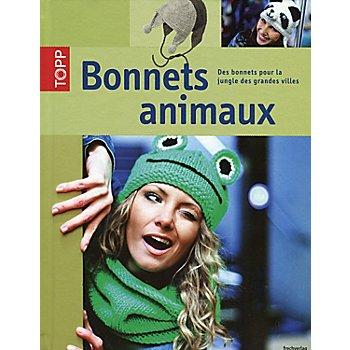 Livre 'Bonnets animaux'