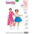 "burda Patron 2518 jupe ""Rock´n´Roll"
