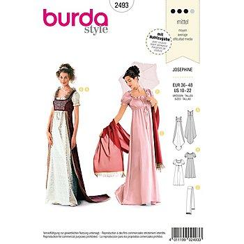 burda Schnitt 2493 'Kleid Josephine'